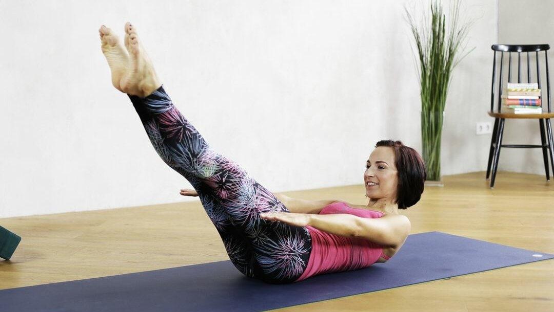 Intermediate Level Pilates