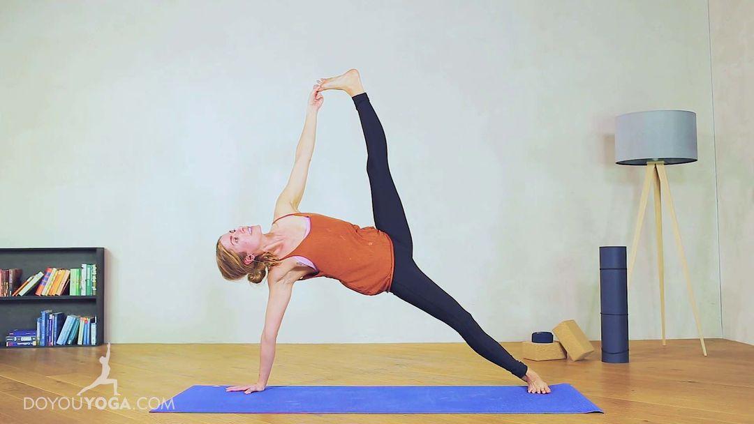 Full Side Plank / Vasisthasana