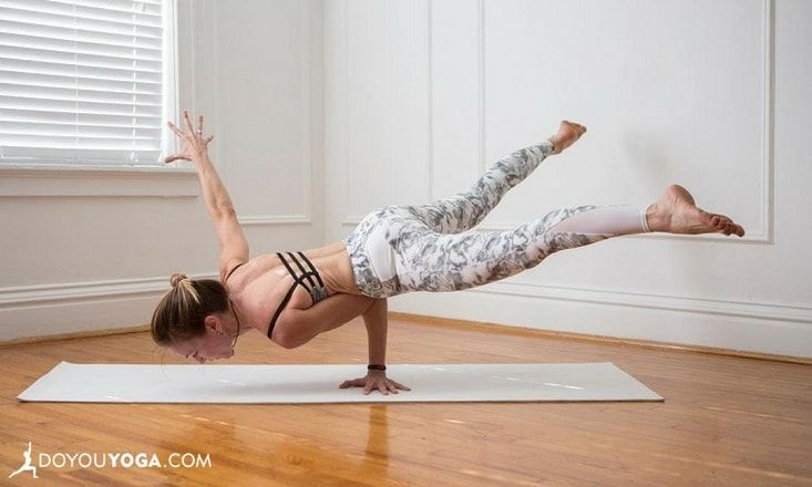 It's Time! Conquer Arm Balances with this ONE Yoga Pose