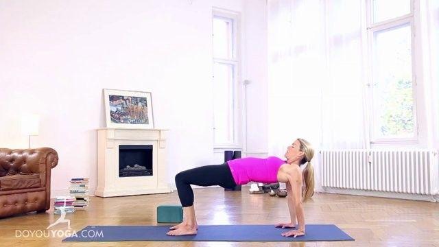 Table Top & Incline Plank Pose