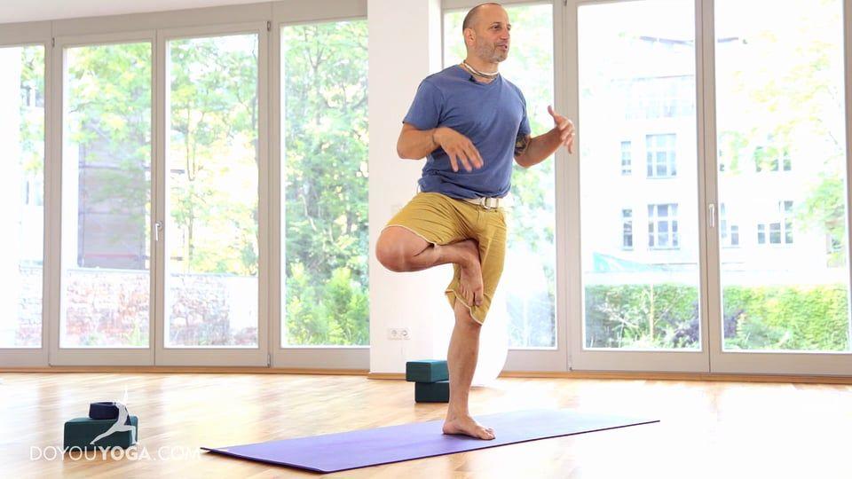 Key Poses to Develop Balance