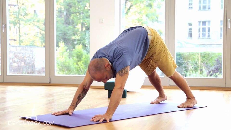 Key Yoga Poses For Strength