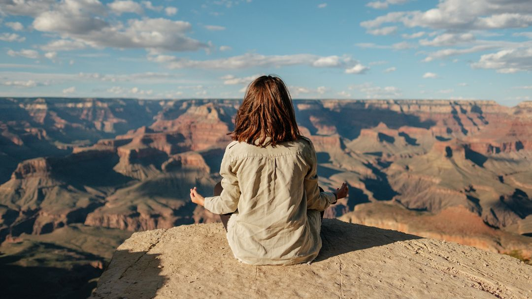 Meditating for 15 Minutes has Similar Effects as a Vacation Day