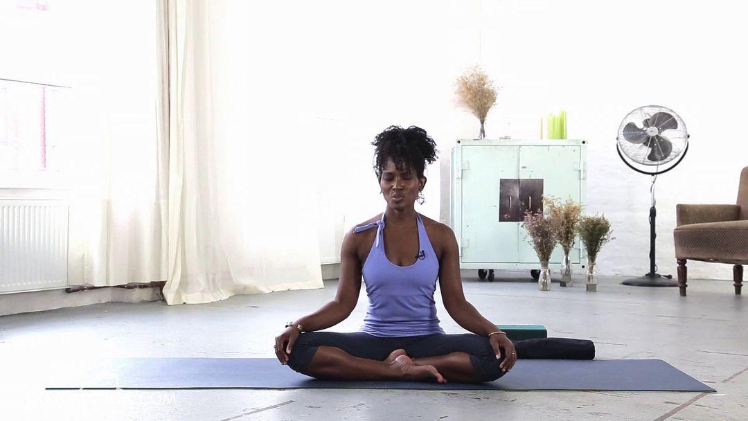 Restorative Yoga with Guided Meditation
