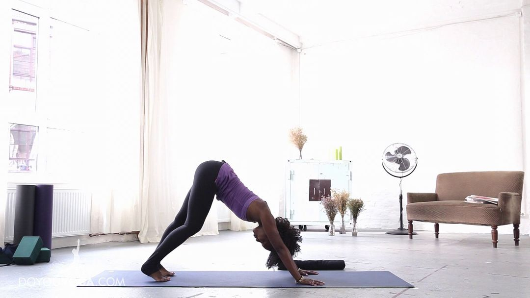 Yoga & Meditation to Release Tension in the Hips