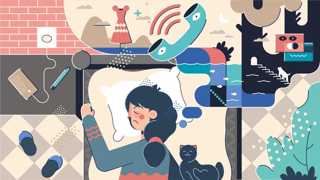 Night Terror or Sleep Terror – Symptoms, Causes, Treatment
