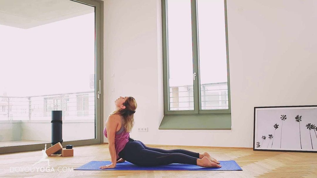 No Ones Up Yet – Focusing on Shoulders & Upper Back
