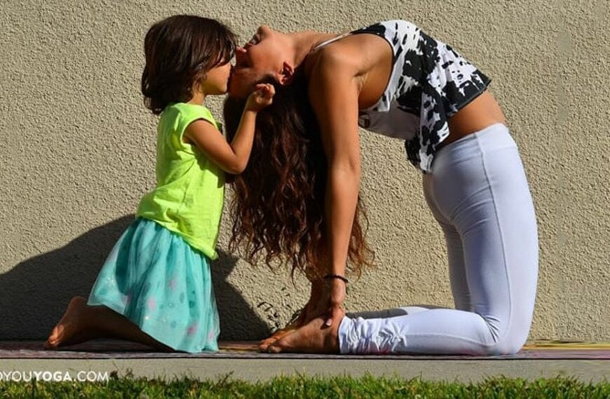 Parent-Child Yoga Sessions: 7 Nurturing Poses to Practice Together