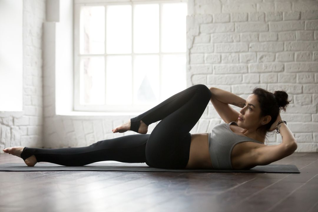 Pilates for Core Stability