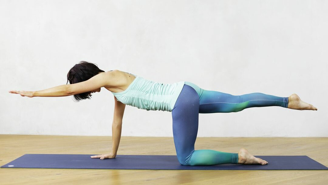 Pilates for Healthy Backs