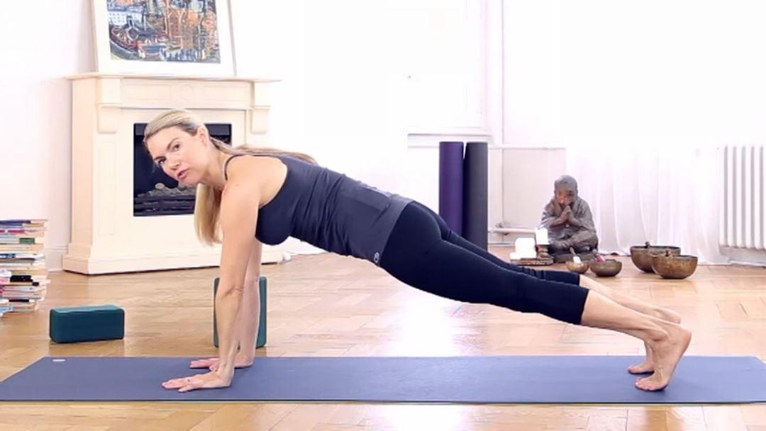 Poses to Get You Balanced