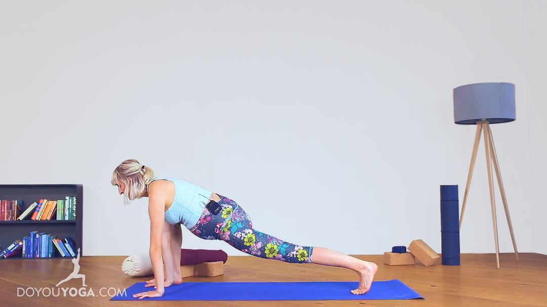 Prenatal Yoga for Solid Legs