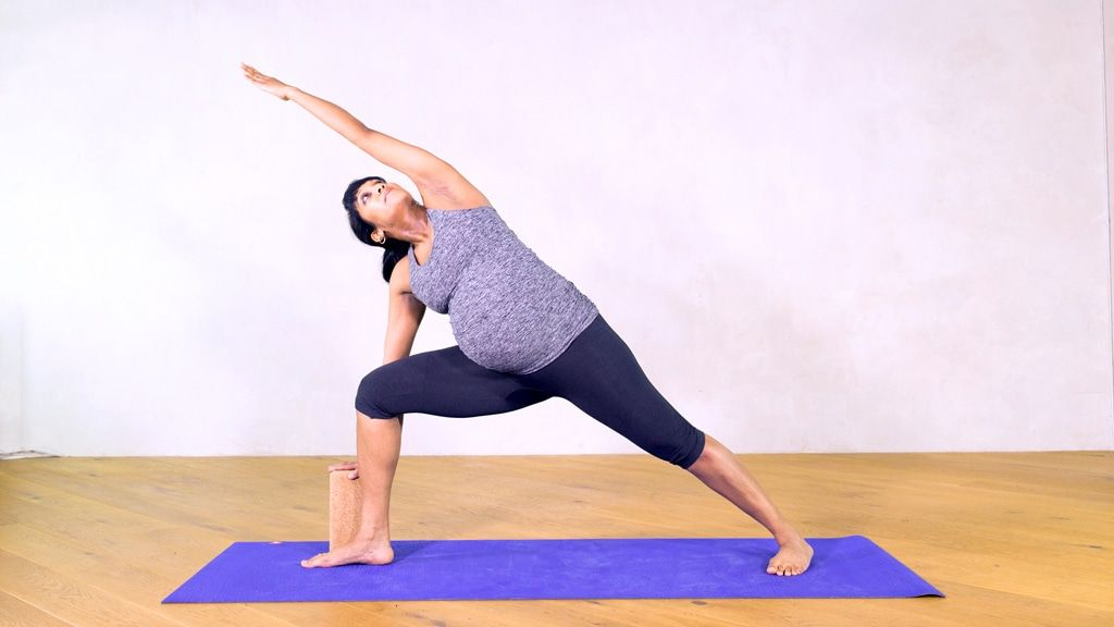 Prenatal Yoga to Strengthen The Body
