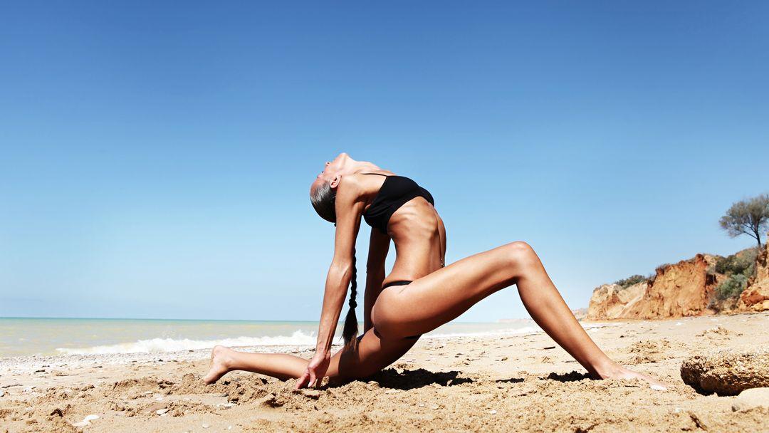 Quick Pilates Total Body Toning