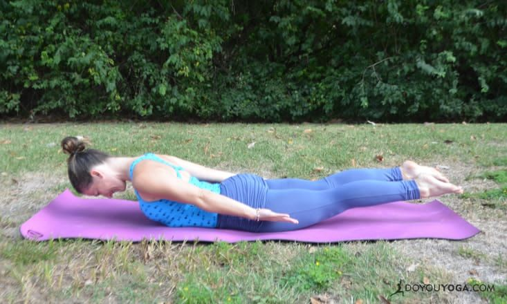 Recommended Yoga Poses for Swimmers