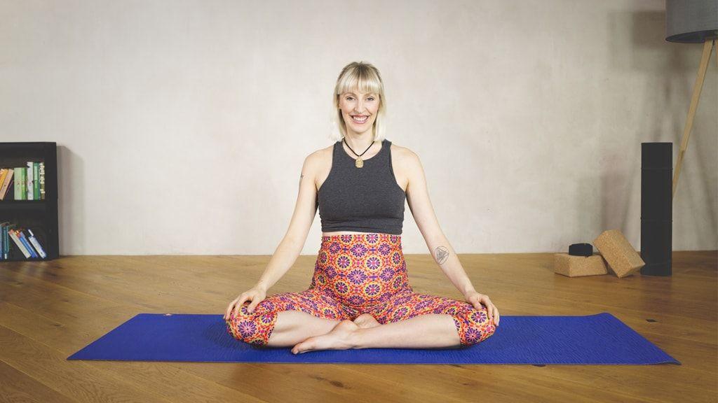 Relaxed Mama Prenatal Yoga