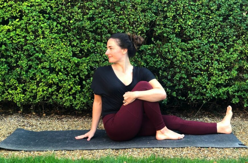 Rest and Digest: 8 Restorative Yoga Poses for Digestion