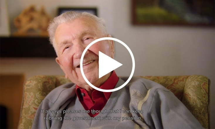 Watch These Inspiring 100-Year-Olds Share Their Life Lessons and Regrets (VIDEO)
