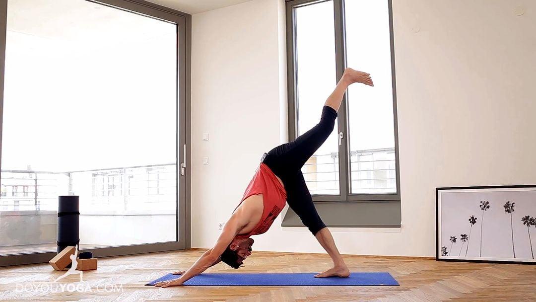 Single Leg Balancing