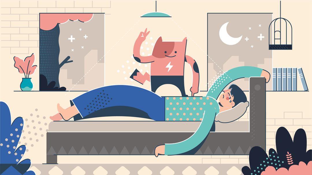 Sleep Paralysis – Symptoms, Causes, Treatment