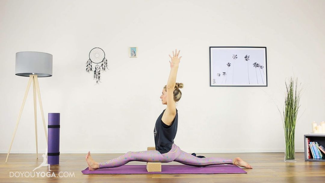 Step by Step into your Unique Splits Pose