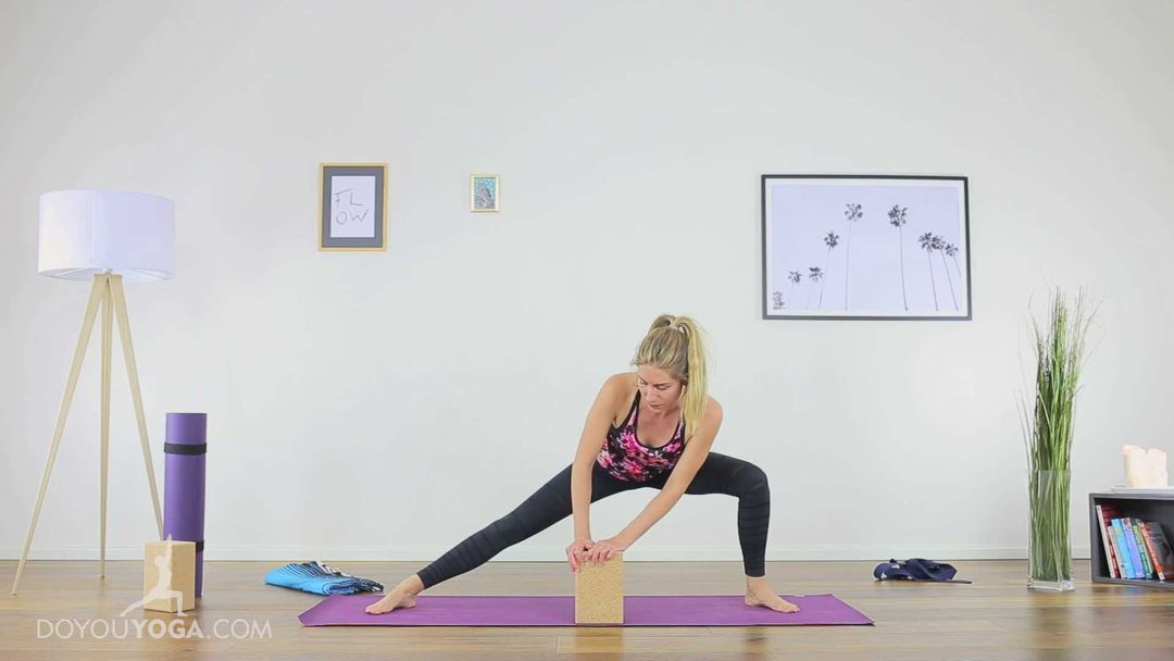 Open and Stretch the Legs and Inner Thighs