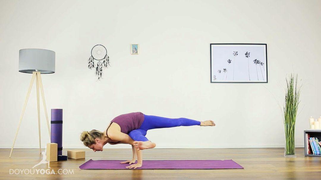 Arm Balance & Headstand Flow