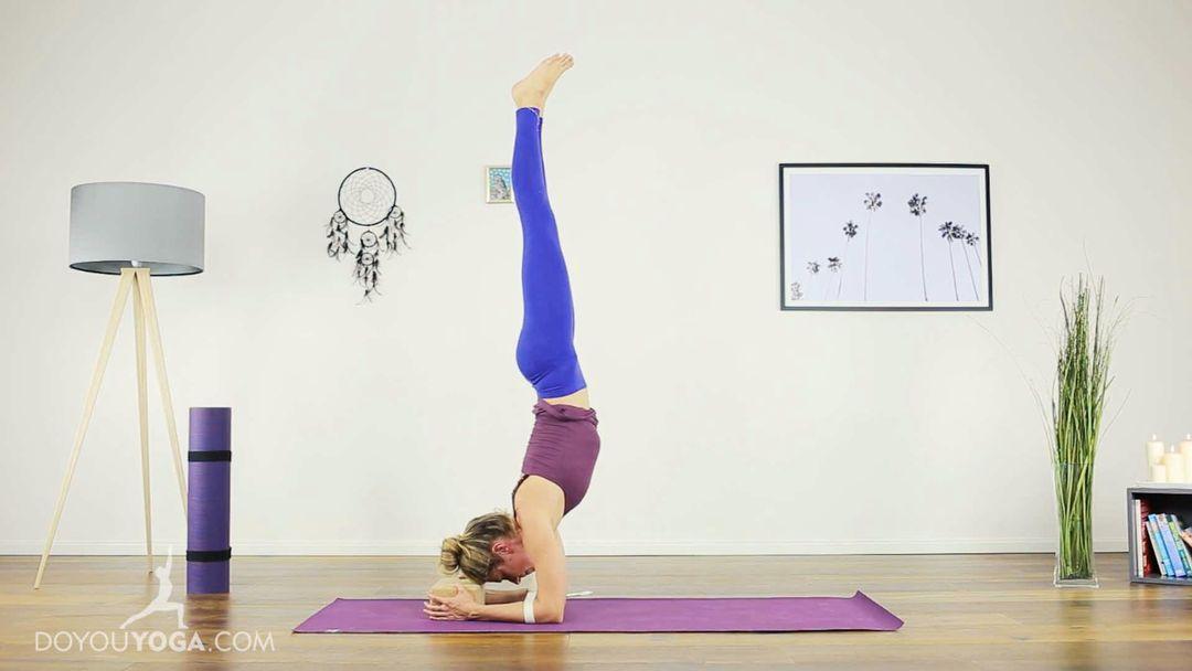 Forearm Balance Flow