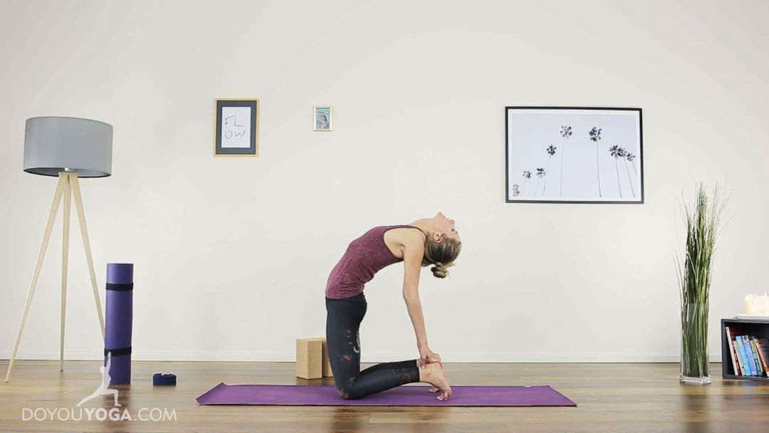 Backbends to Open the Heart