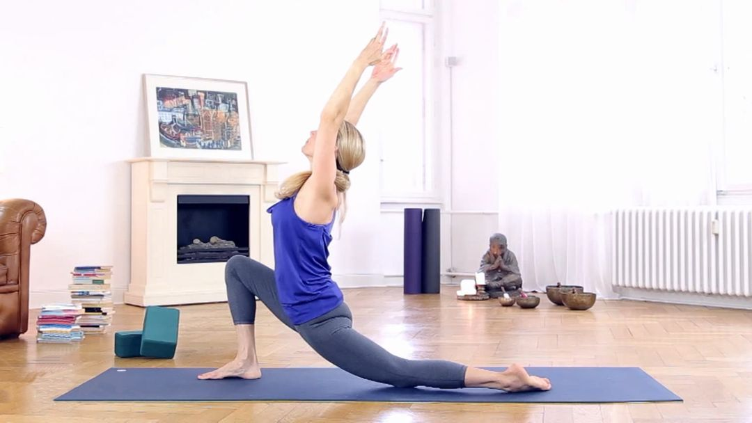 Ten Minute Home Yoga Workout