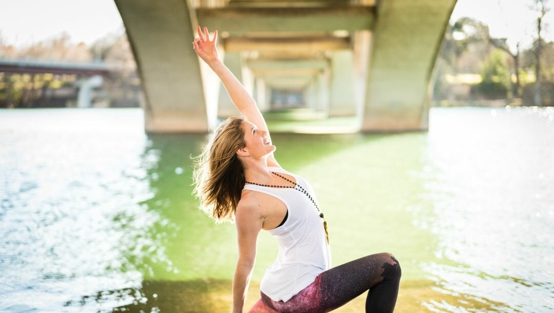The 14 Day Power Yoga Challenge