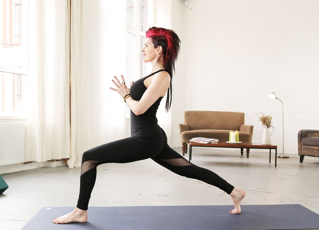 The 14 Day Yoga Shred Challenge