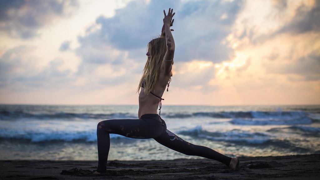 The 30 Days of Yoga Challenge