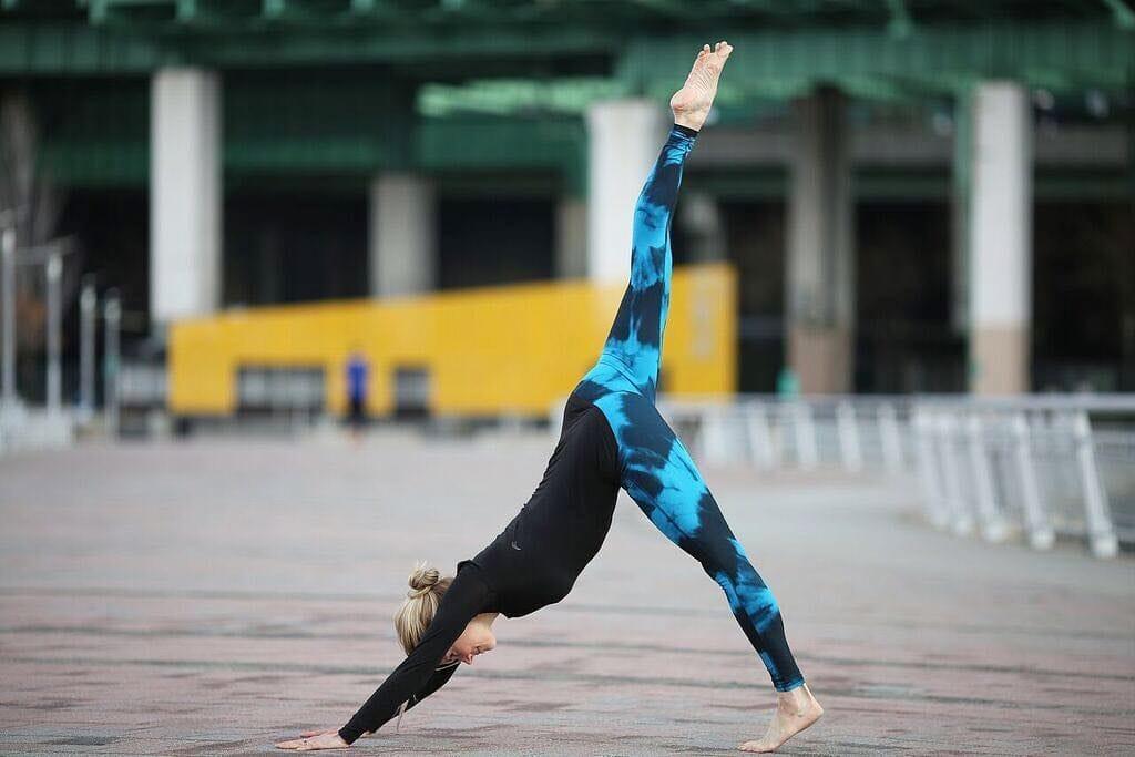Beginner's Yoga Pose Library