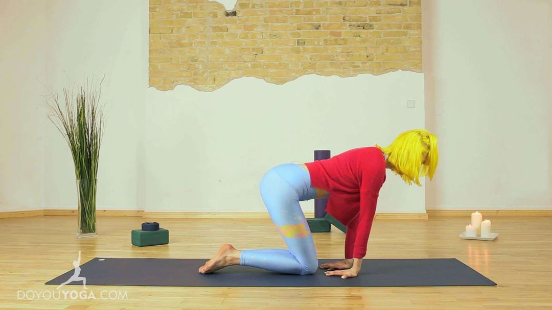 Bedtime Yoga for Inner Peace