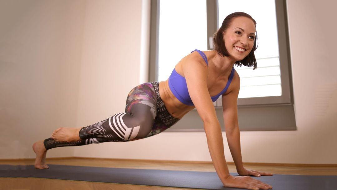 High-Intensity Interval Pilates