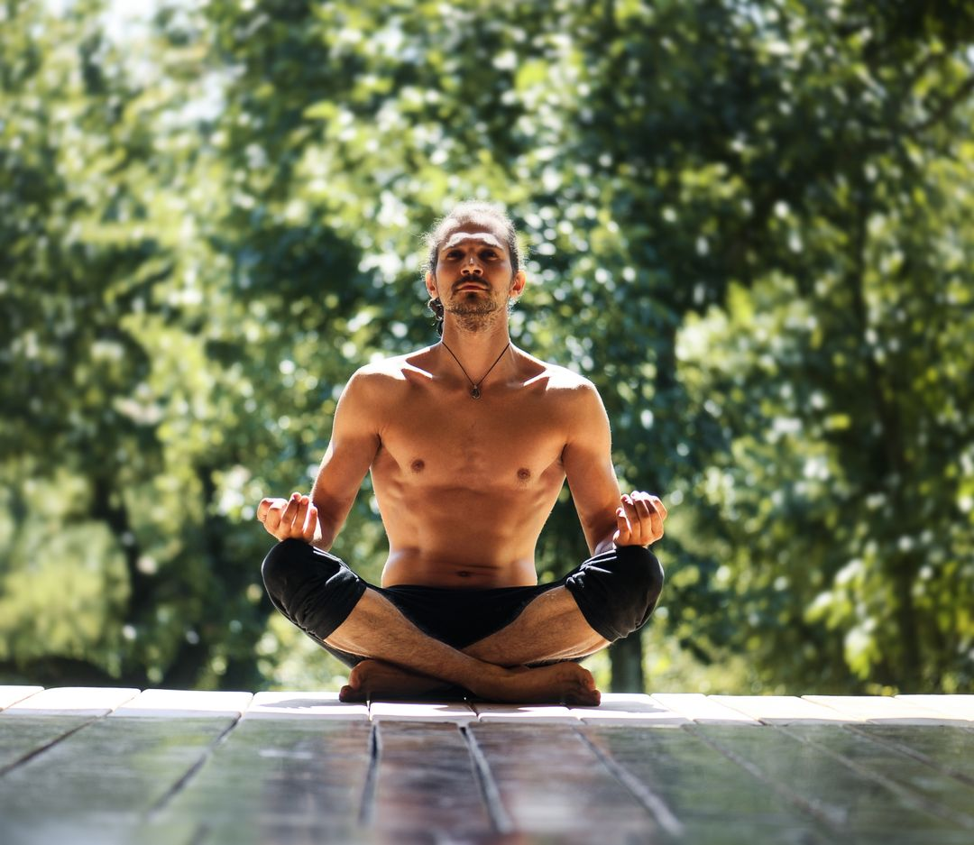 Men's 30 Day Yoga Challenge