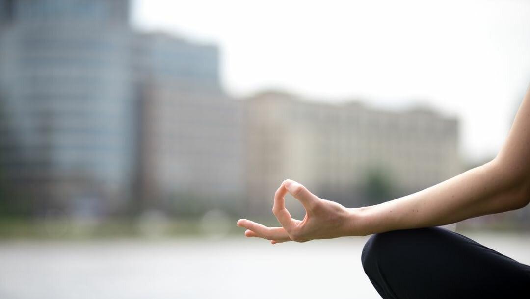 The Office Yoga Challenge