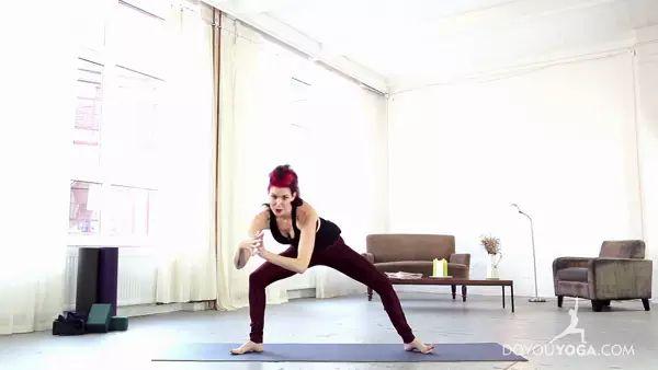 Cardio Yoga Sequence 1