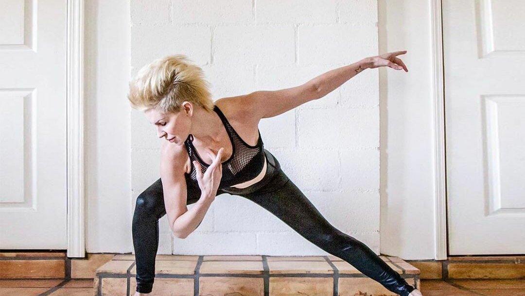 The Ultimate Cardio Yoga Shred