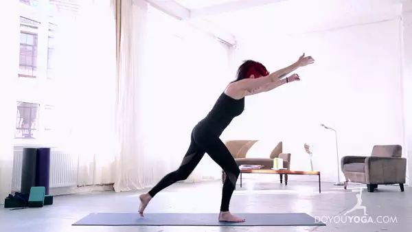 Weight Loss Yoga Sequence 1