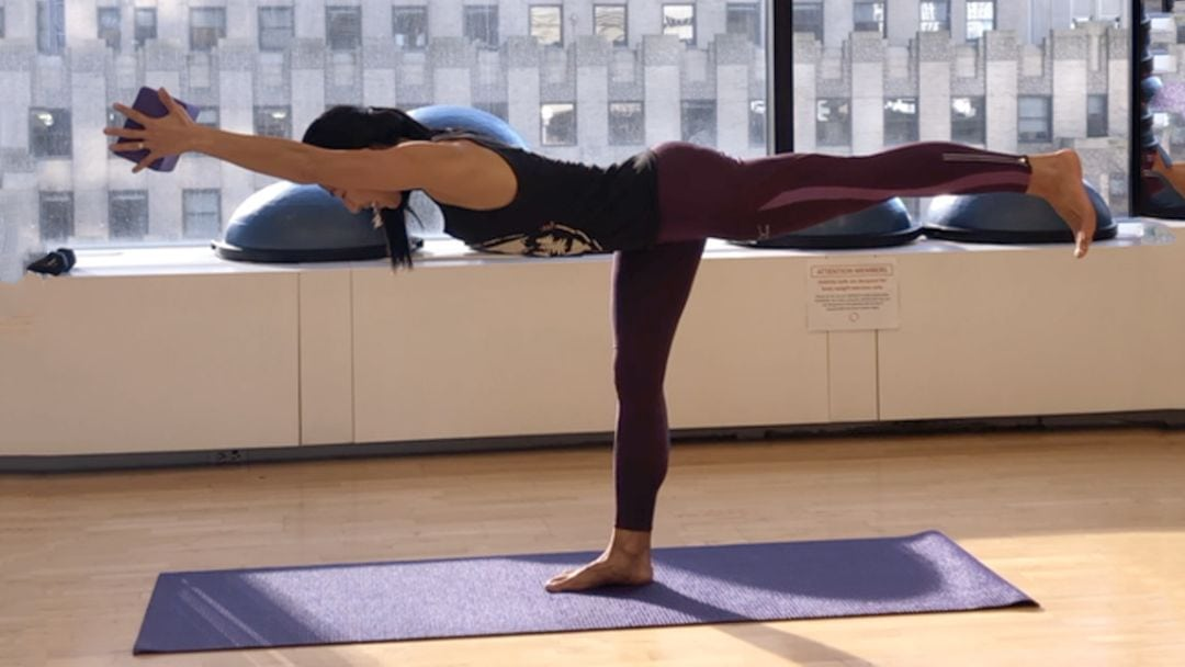 The Ultimate Yoga Sequence for Strength and Balance