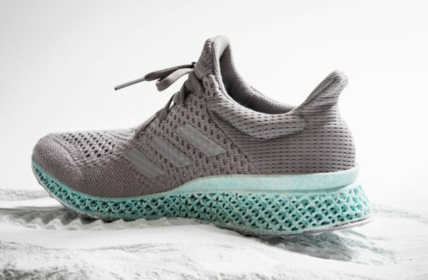 This is How Adidas Makes Shoes Out of Plastic Bottles