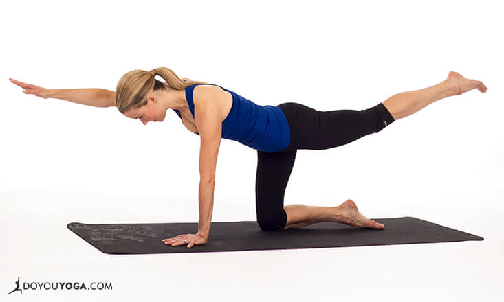 5 Yoga Poses for People Who Don't Do Yoga