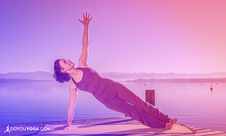 10-Minute Yoga Sequence for Core Strength