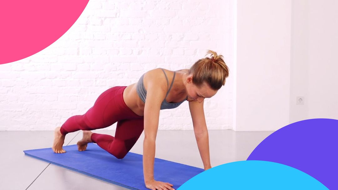 Total Body Plank Flow