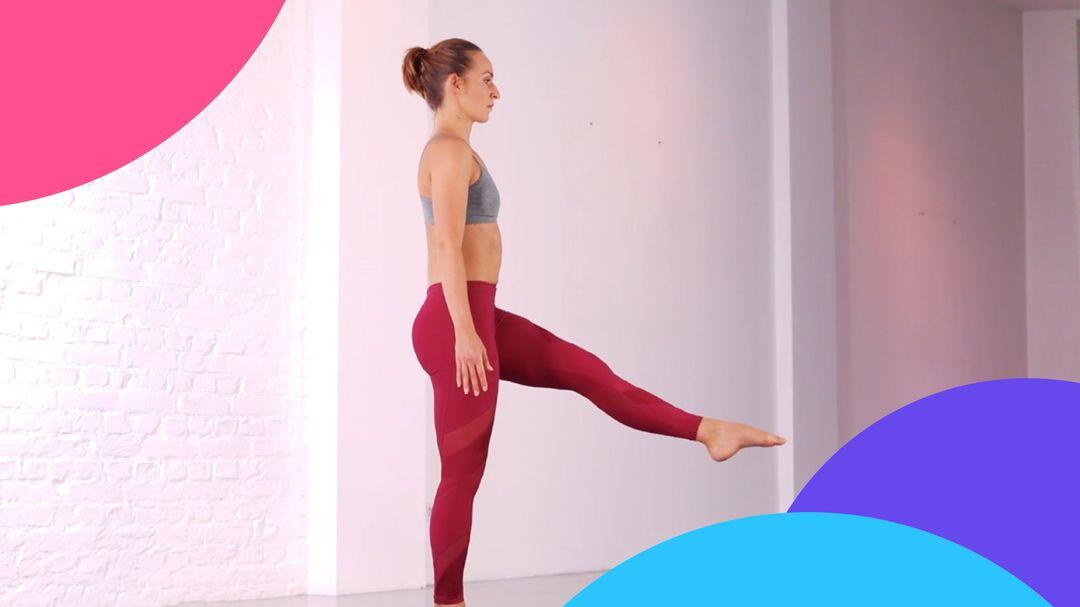 Total Body Strength & Balance