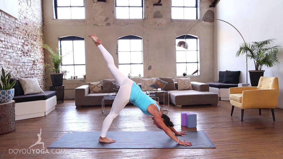 The Yogi Handstand