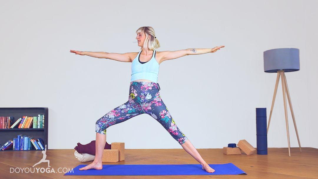 Warrior Woman Prenatal Yoga