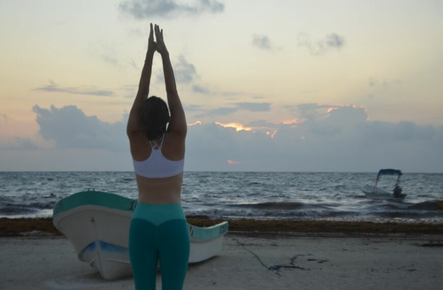 What You Can Learn From Practicing 108 Sun Salutations